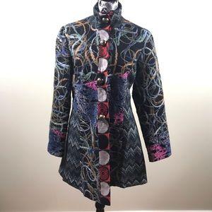 Sacred Threads Women's Long Sleeve Warm Jacket